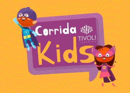 CORRIDA KIDS TIVOLI