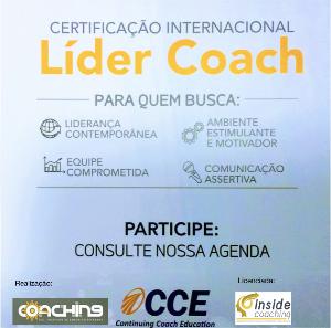 Certificação Internacional Líder Coach - Imagem do evento