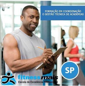 FORMAÇÃO COORDENAÇÃO E GESTÃO TÉCNICA DE ACADEMIAS - Imagem do evento