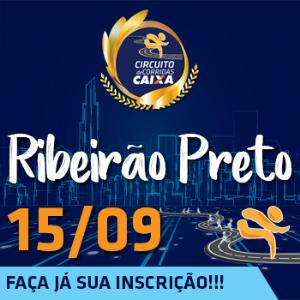 CIRCUITO DE CORRIDAS CAIXA - ETAPA RIBEIRÃO PRETO - Imagem do evento