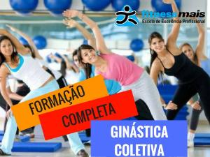 FORMAÇÃO EM GINÁSTICA COLETIVA COMPLETA