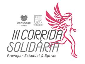 3ª CORRIDA SOLIDÁRIA PROVOPAR ESTADUAL E BPTRAN - Imagem do evento