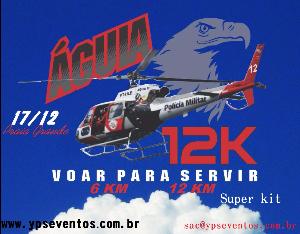 ÁGUIA 12k - Imagem do evento