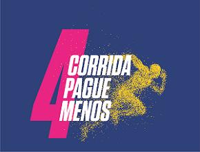 4ª CORRIDA E CAMINHADA PAGUE MENOS - Imagem do evento