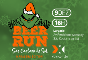 BEER RUN - ETAPA SÃO CAETANO DO SUL - 2018 - Imagem do evento