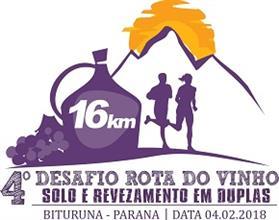 4º DESAFIO ROTA DO VINHO - 2018 - Imagem do evento