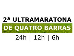 2ª ULTRA MARATONA DE QUATRO BARRAS - 2017 - Imagem do evento