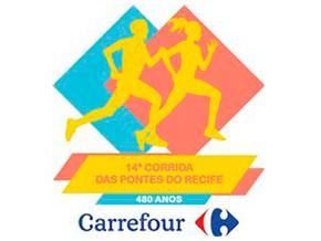 14ª CORRIDA DAS PONTES DO RECIFE 10 KM CARREFOUR - Imagem do evento