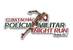 POLÍCIA MILITAR NIGHT RUN - ITAJAÍ/SC - Imagem do evento