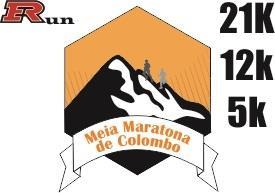 MEIA MARATONA DE COLOMBO - 2017 - Imagem do evento