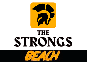 THE STRONGS BEACH - Imagem do evento