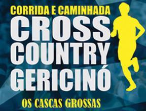 CORRIDA E CAMINHADA CROSS COUNTRY GERICINO - Imagem do evento