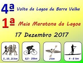 4ª VOLTA DA LAGOA DE BARRA VELHA - Imagem do evento