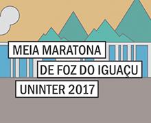 MEIA MARATONA DE FOZ DO IGUAÇU UNINTER - 2018 - Imagem do evento