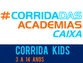 CORRIDA DAS ACADEMIAS KIDS - 2016 - Imagem do evento